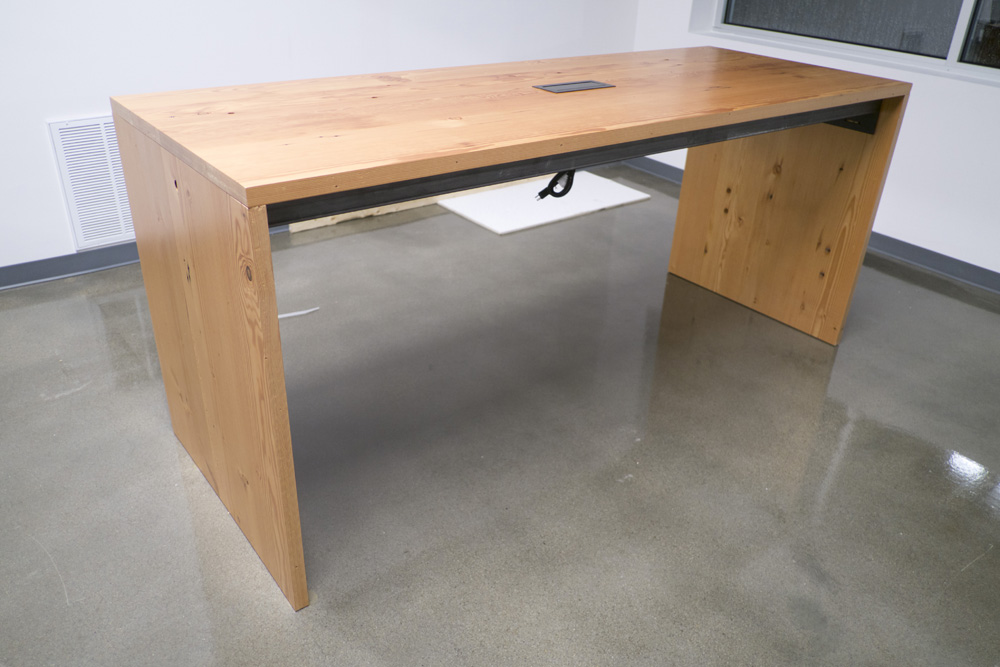 Waterfall Conference Table