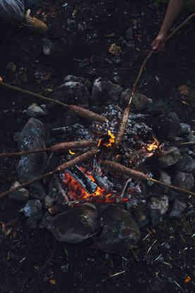 Cevapcici grillieren