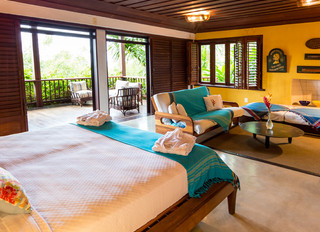 Casa Vermelha guest house is now our first choice in Ilhabela!