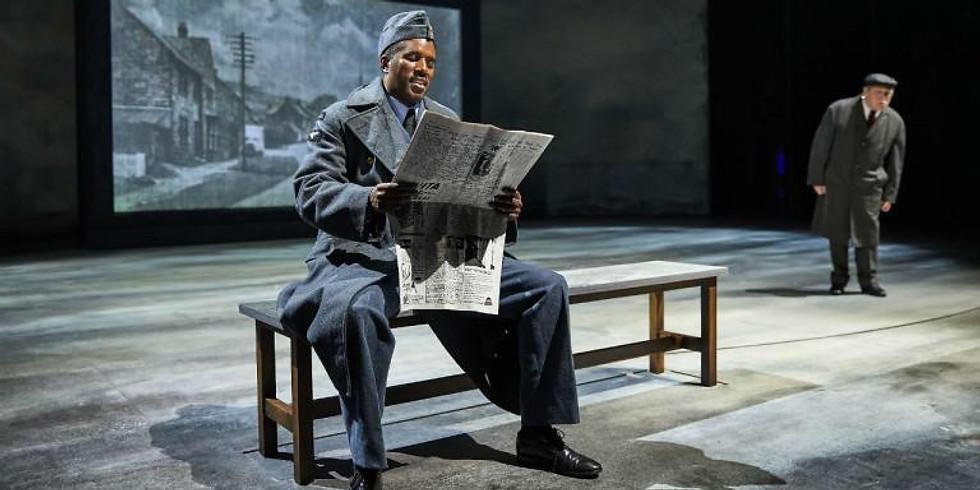 National Theatre 'Small Island' cast