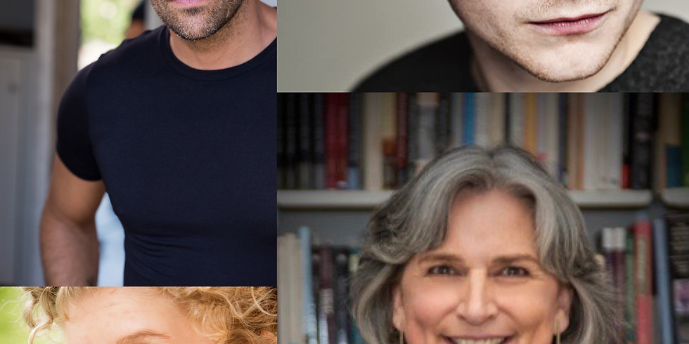 Judith Buchanan & RSC Actors: Henry V