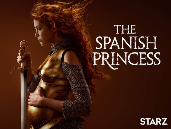 The Spanish Princess - Playing the part of Prince Alexander Stewart