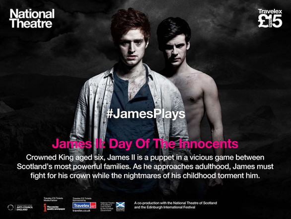 National Theatre - Lead - The James plays