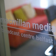 video production office macmillan media
