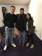Christopher Yates, Pastor Butch, Maria Toro