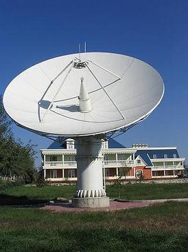 POAM 12m Radio Telescope