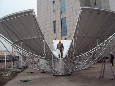RTP90 - 9m Radio Telescope Antenna