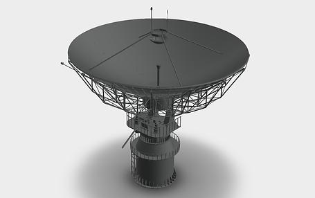 POAM 10m Solar Telescope