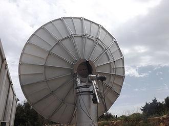 RTP70 - 7m Radio Telescope Antenna