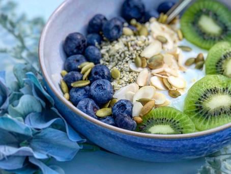 Protein Packed Greek Yogurt Bowl