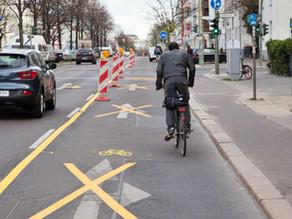 Vélo: avec l'urbanisme tactique, place aux travaux pratiques !