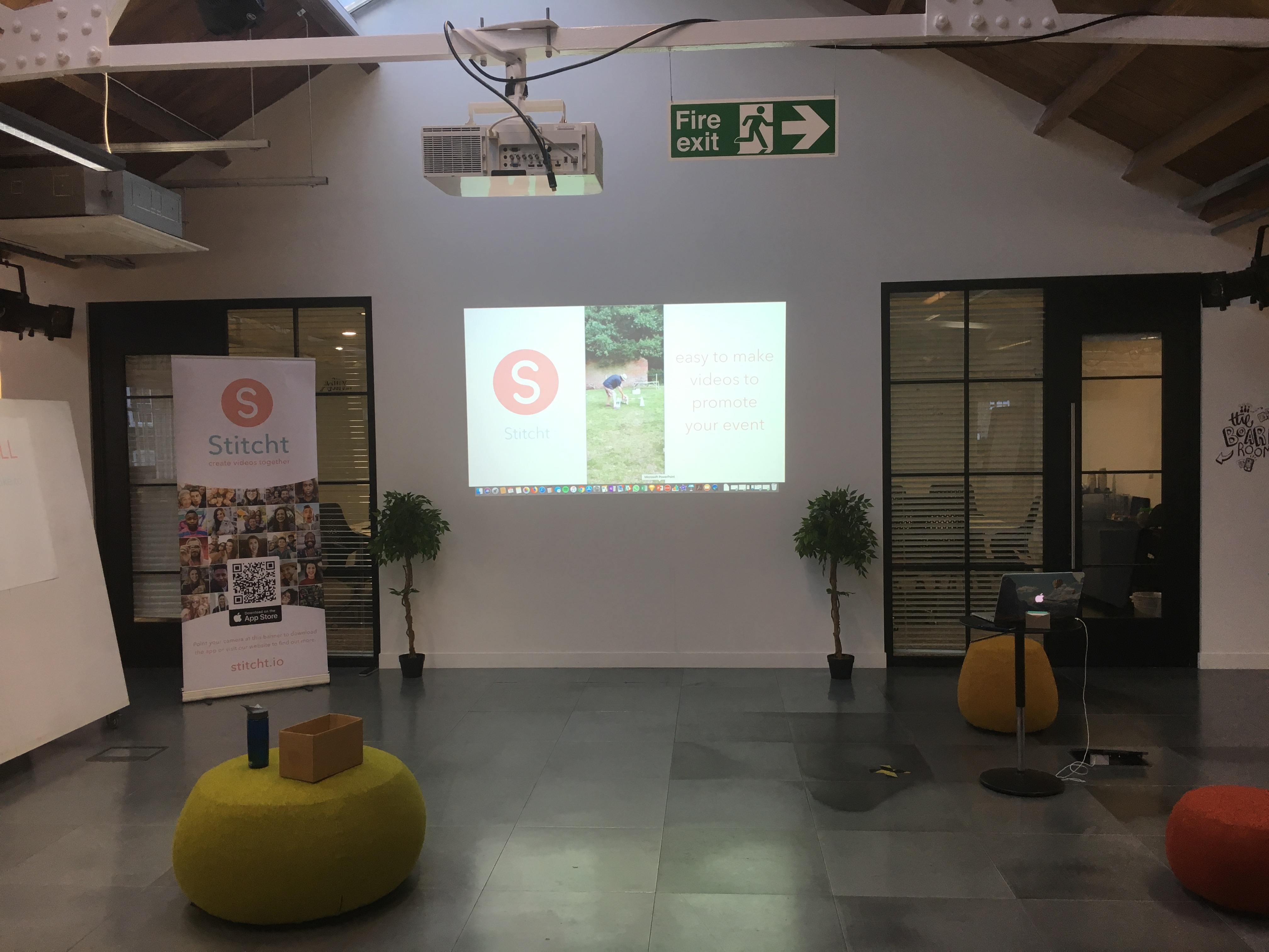 Presentation Space