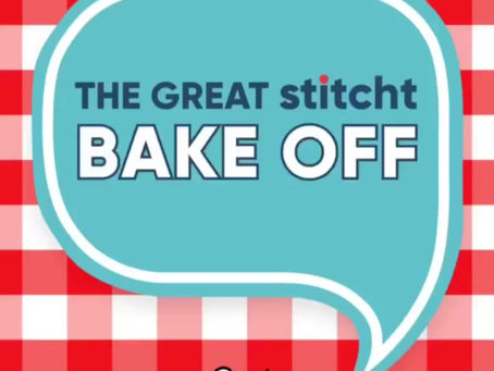 Welcome... To The Great Stitcht Bake-off