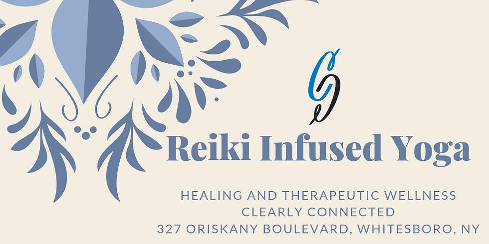 Reiki Infused Yoga