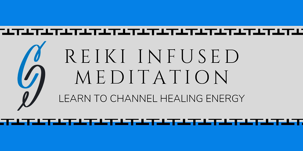 Tranquil Tuesday: Reiki Infused Meditation