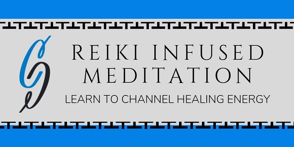 Mindful Monday: Reiki Infused Meditation