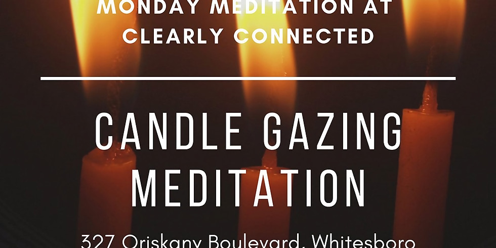 Candle Gazing Meditation with Angelica Martin