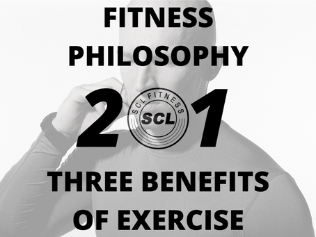 FITNESS PHILOSOPHY 201