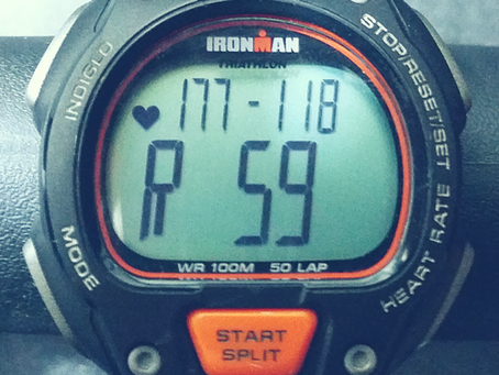 WHAT'S YOUR RECOVERY HEART RATE?