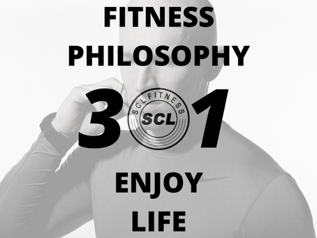 FITNESS PHILOSOPHY 301