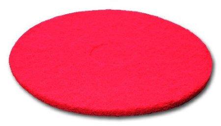 Disque d'Application Rouge Lustrage