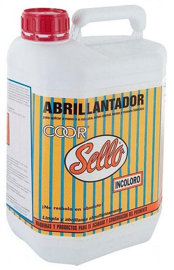 Liquide Abrillantador Coor Sello K3 5 litres