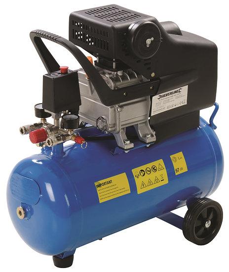 Compresseur d'Air Compact 24 litres 2 ch 1500 W