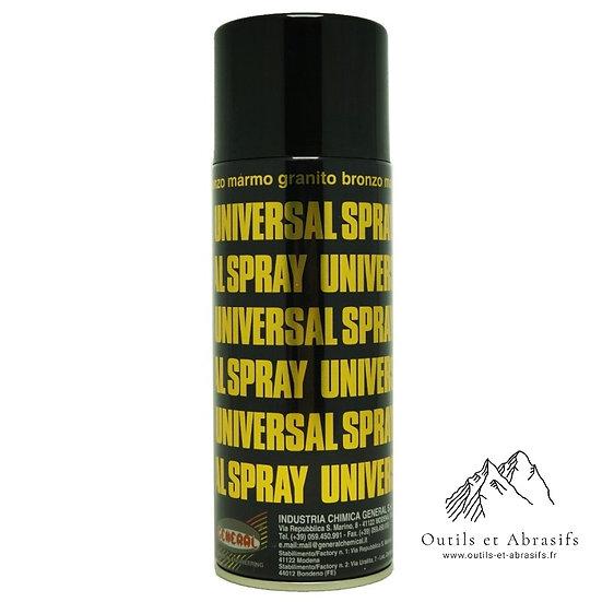 Universal Spray auto-polissant pour Marbre, Granit et Métaux - 400 ml