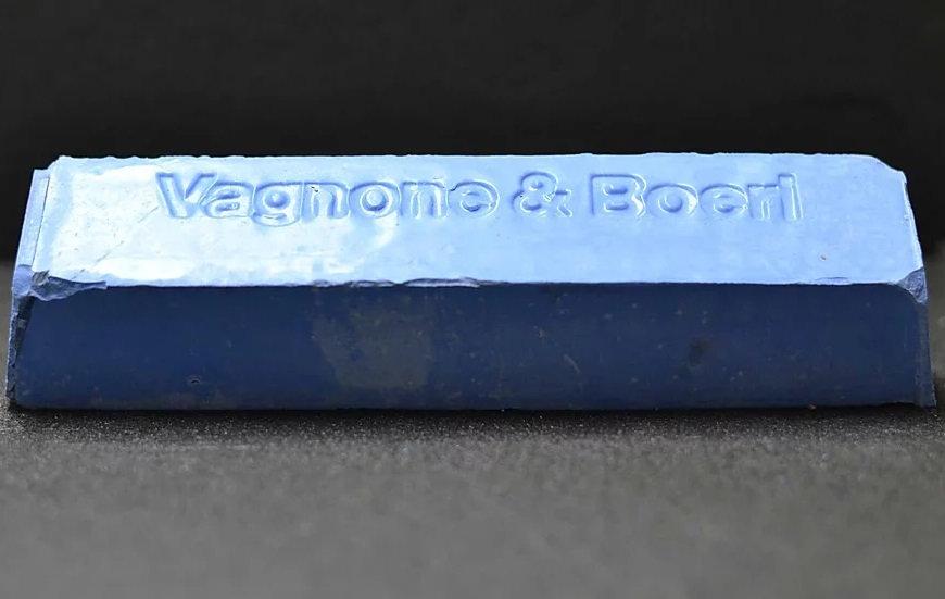 Pâte à polir Vagnone et Boeri - I121 bleue