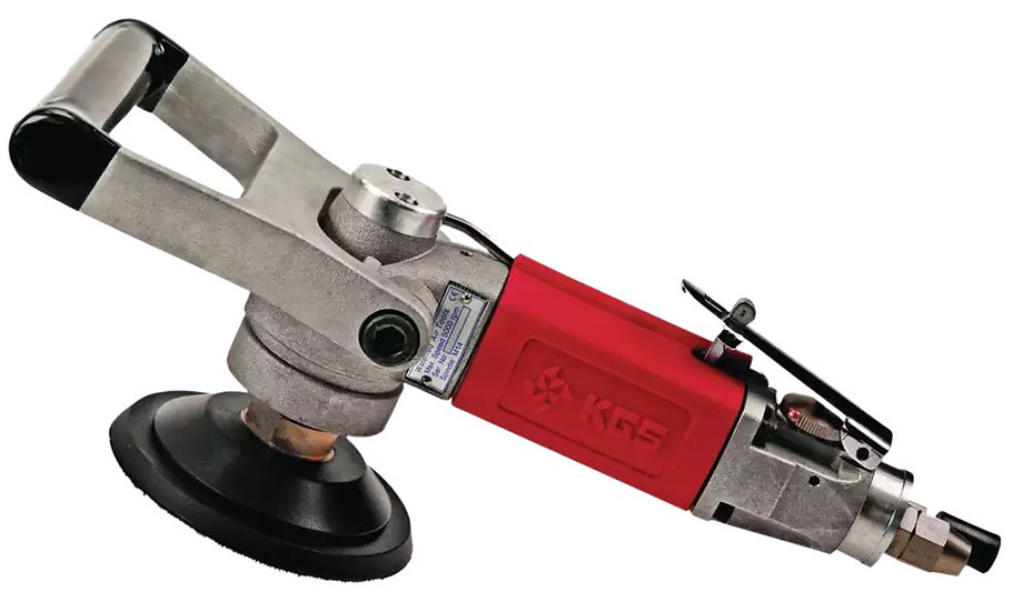 Ponceuse Pneumatique à Eau KGS Ø 100/115 mm