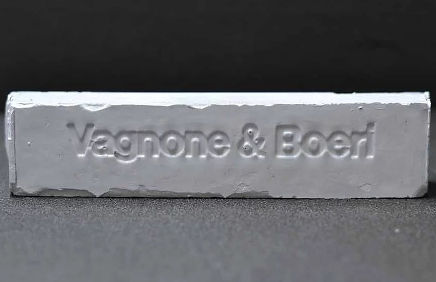 Pâte à polir Vagnone et Boeri - I109 blanche - 900 gr