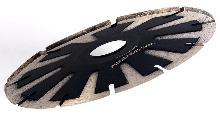 Disque Convexe Ø 125 ou 180 mm pour Granit