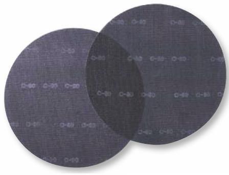 10 Disques Treillis Abrasifs Ø 407 mm double face