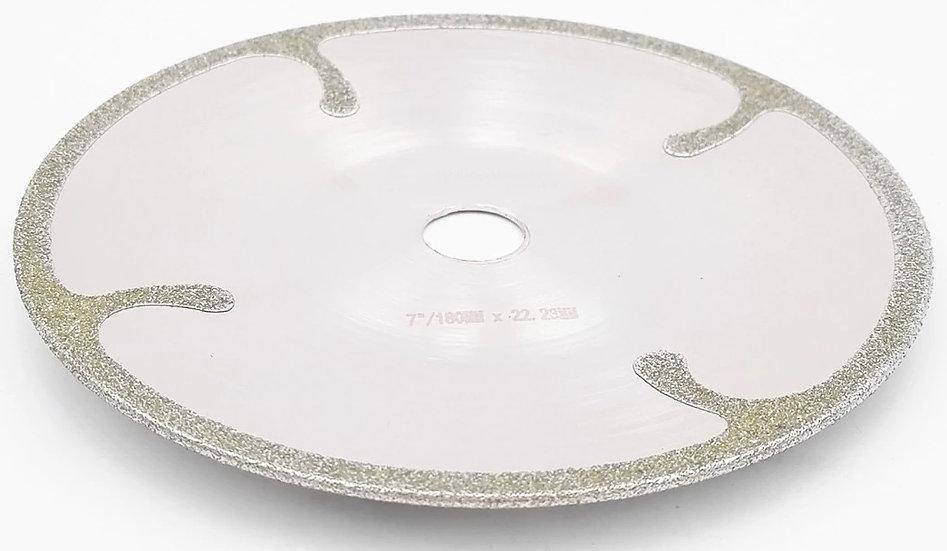 Disque Convexe Ø 180 x 22 mm pour Marbre