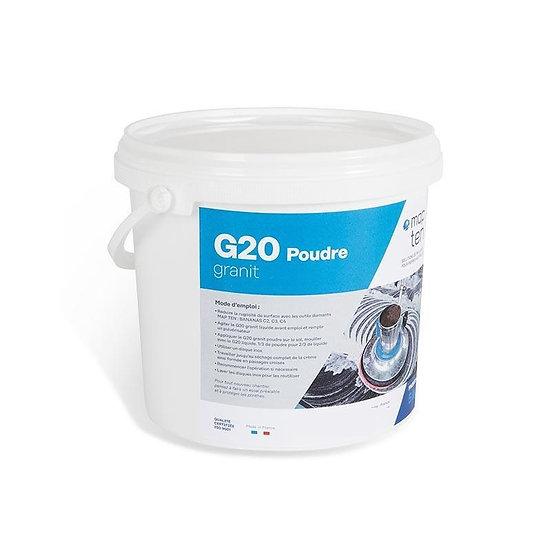 Poudre à Polir G20 Granit