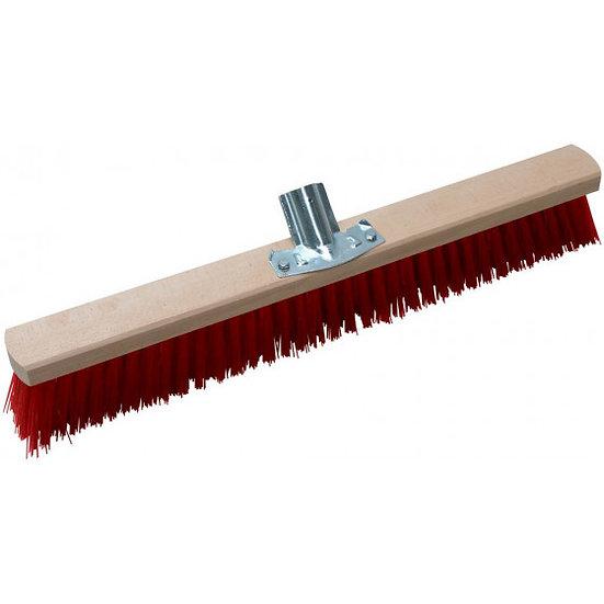 Balai brosse rouge 600 mm