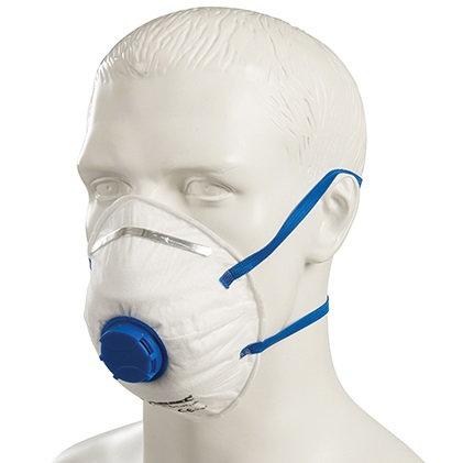Masque Respiratoire à valve FFP2
