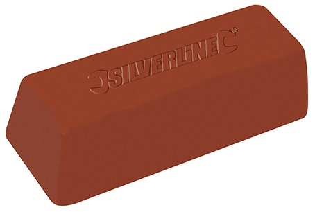 Pâte à polir marron 500 gr