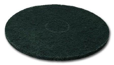 Disque d'Application Noir Nettoyage et Décapage