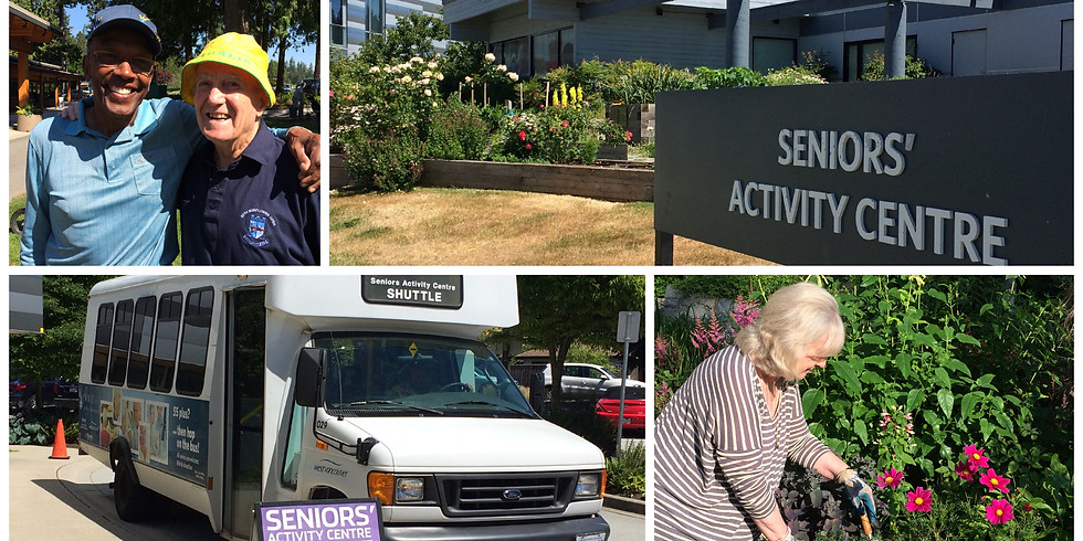 Seniors at the Heart of our Community - Enhancing Programs and Services