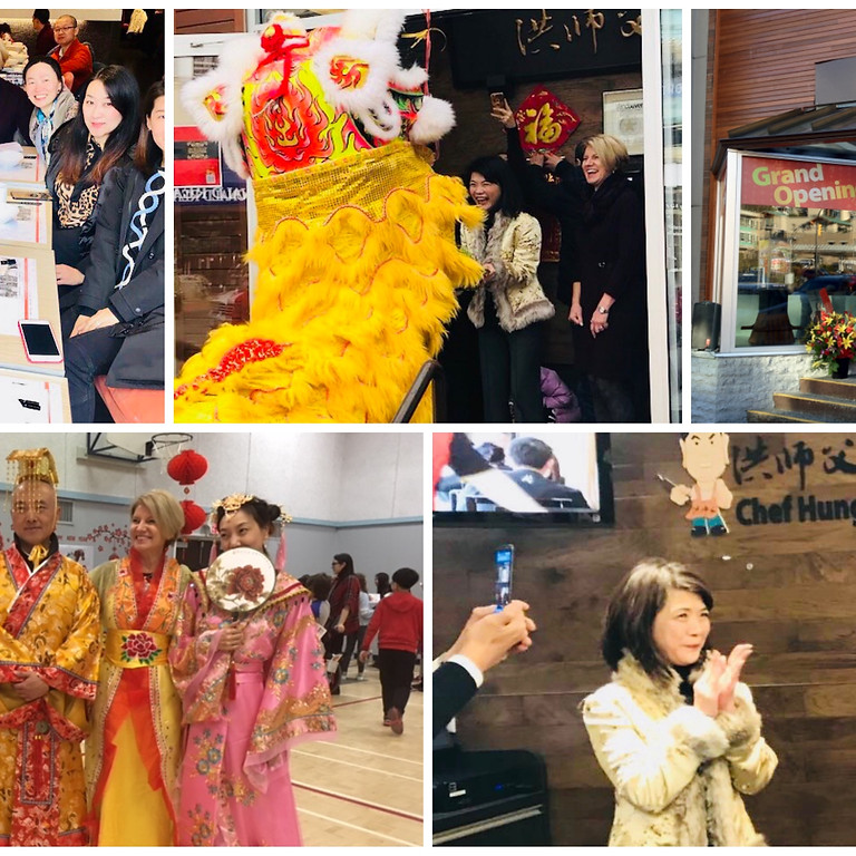 A Tea Party for Chinese Canadians