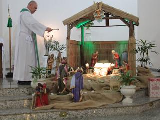 A tradição das novenas de Natal: missa de envio