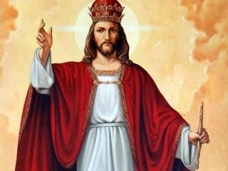 Celebremos Cristo, o Rei do Universo!