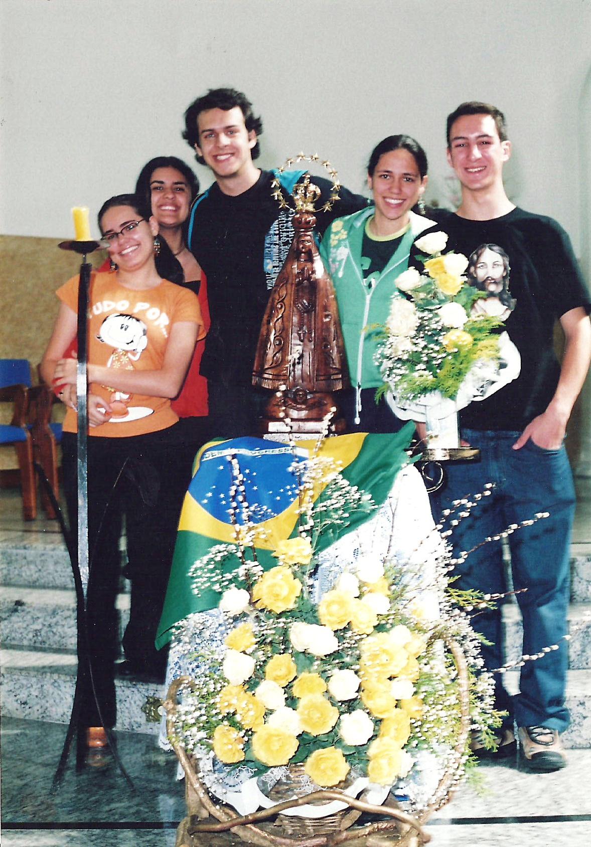 2008_-_Dia_de_Nossa_Senhora_Aparecida_-_Grupo_de_Música
