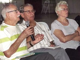 Preservação e Memória promove primeira Roda de Conversa sobre história da paróquia