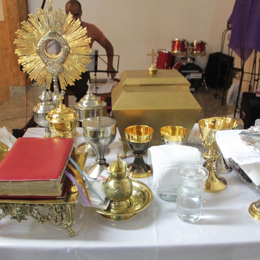 Santa Missa da Ceia do Senhor