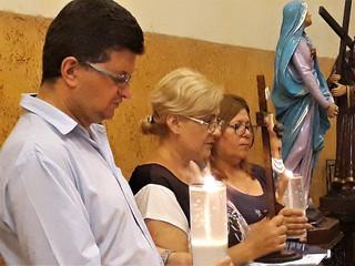 Paróquia Santa Teresinha promove devoção da Via-Sacra por mais uma Quaresma
