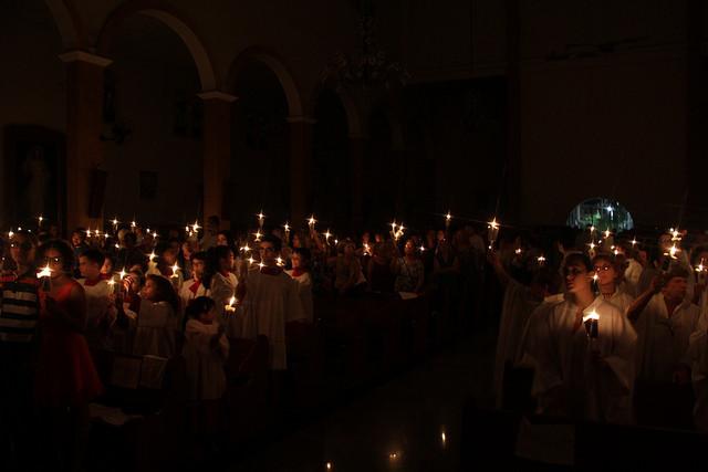 O Sábado de Aleluia é uma das datas mais especiais para os católicos