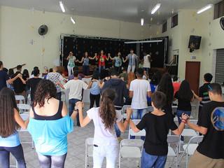 Grupo de Jovens JUS³ organiza seu primeiro evento: um Dia de Espiritualidade