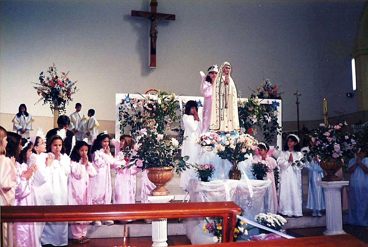 2001 - Coroação de Nossa Senhora (3)
